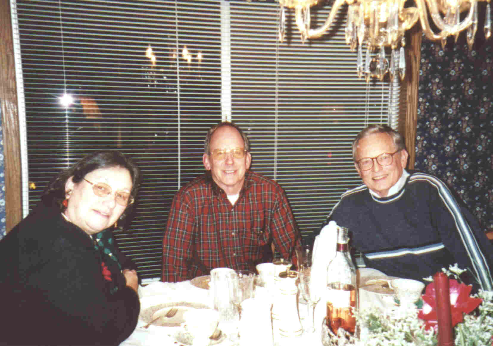 Judy, Dick and David